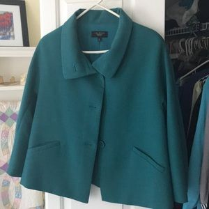 Jacket worn once or twice from Talbots.